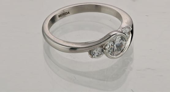 Jewelry Reflection Removal Service: