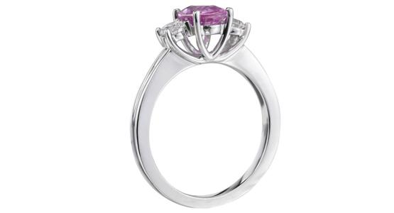 Jewelry color correction Service: